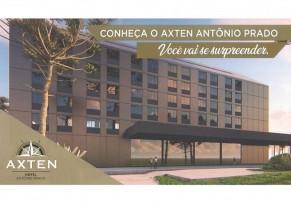 Apartamentos - Hotel Axten Antônio Prado - 018